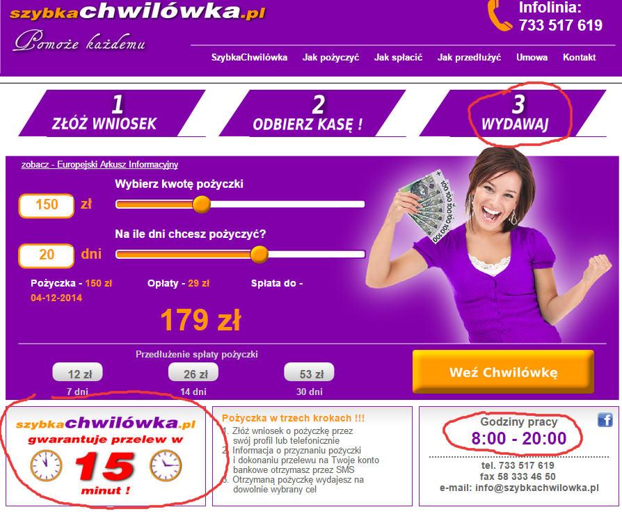 SzybkaChwilowka.pl