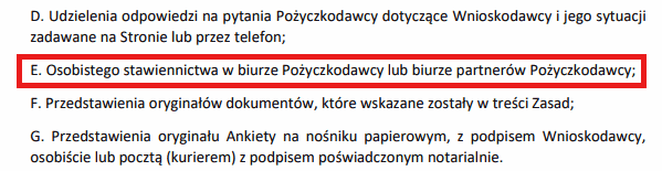 Lime Kredyt: Warszawa