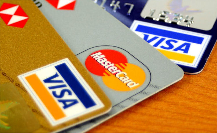 Karty kredytowe VISA i Master Card