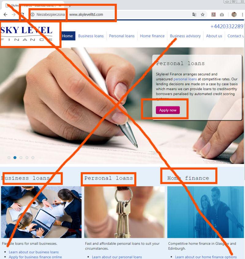 Skylevel Finance