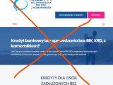 """zalatwiekredyt.pl  – czy to kredyt bankowy bez baz? Można zostać SŁUPEM na """"Załatwie Kredyt""""!"""