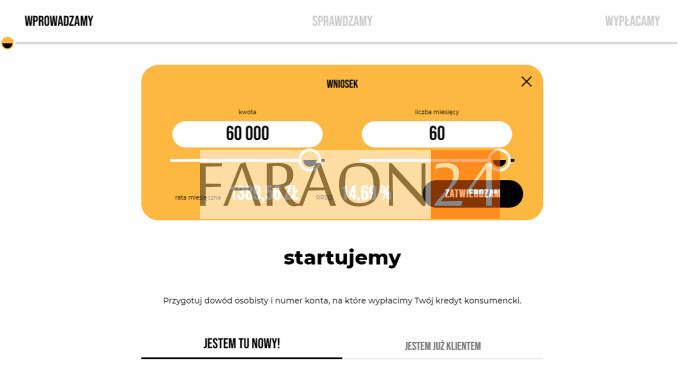 Smartney - oferta pożyczki ratalnej online