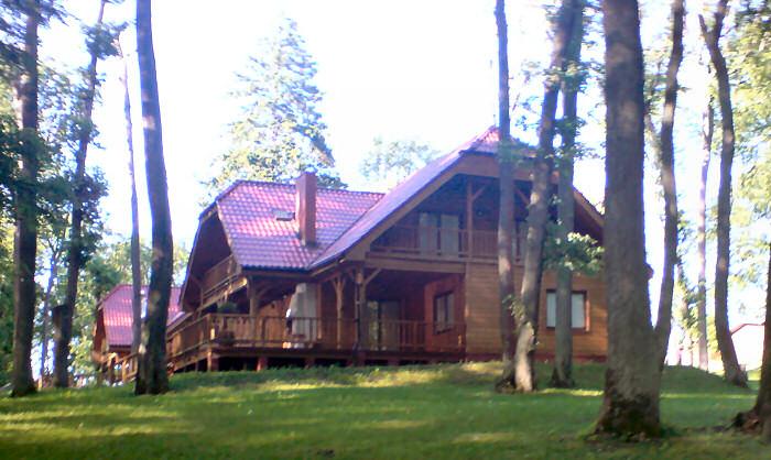 Dom wybudowany przy pomocy kredytu budowlano-hipotecznego