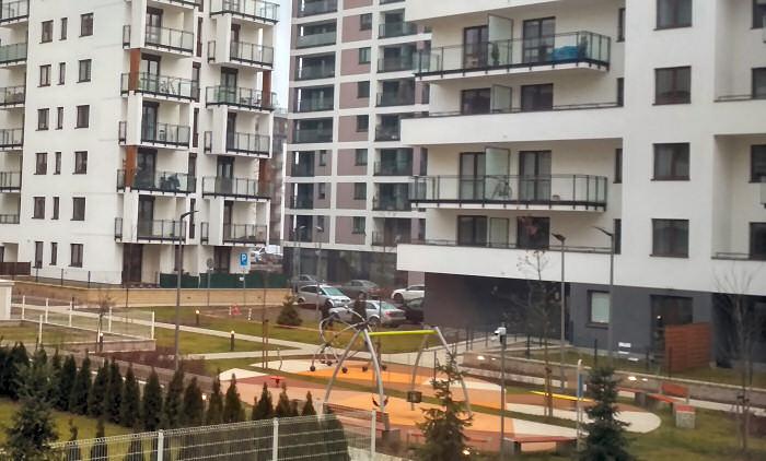 Mieszkania finansowane kredytami hipotecznymi