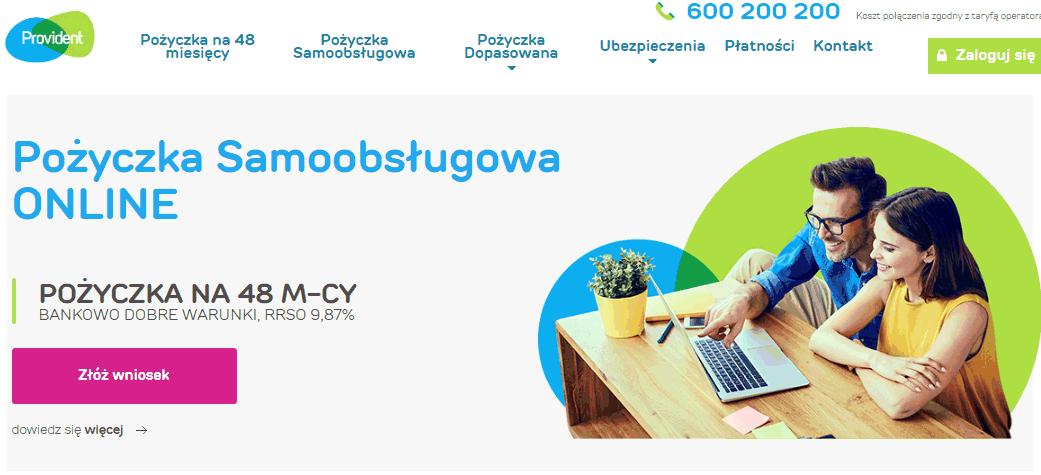 Pożyczka 20000 zł na raty miesięczne online