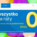 Castorama raty 0%/10K/13M w sklepie i przez internet do 23.06.2020