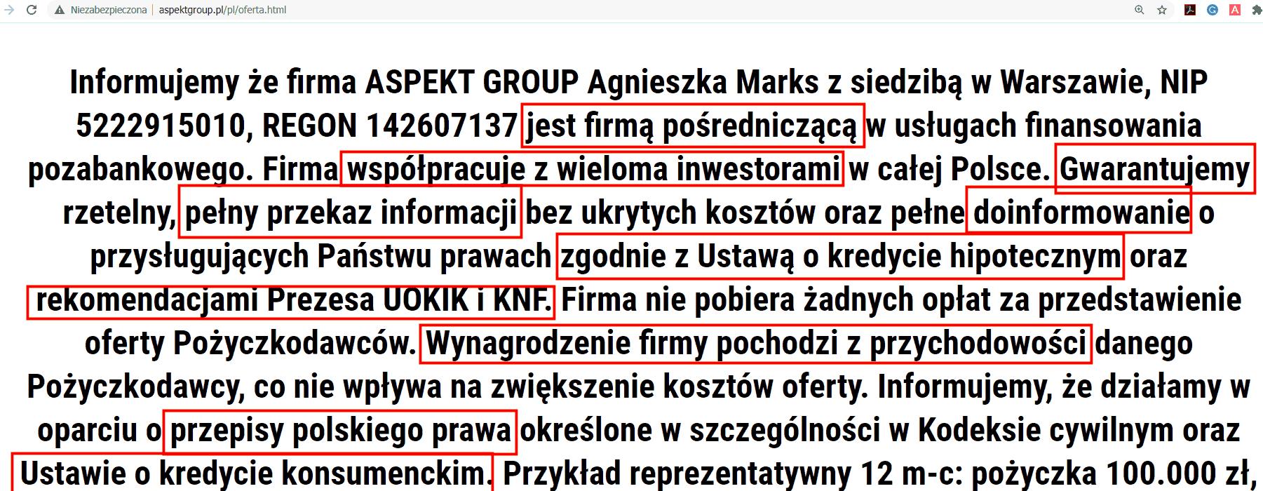 Stopka Aspekt Group