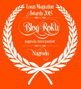Nagroda internautów Loan Magazine Awards